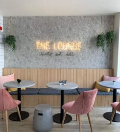 The Lounge for Macmillan Jersey