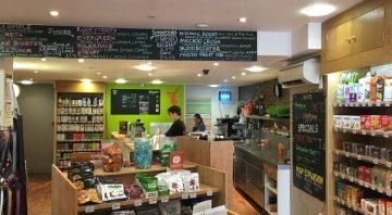 Barannes Health and Juice bar
